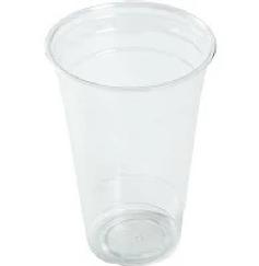 20OZ Clear Pet Cup 1