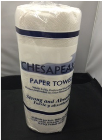 Household Paper Towels White 1