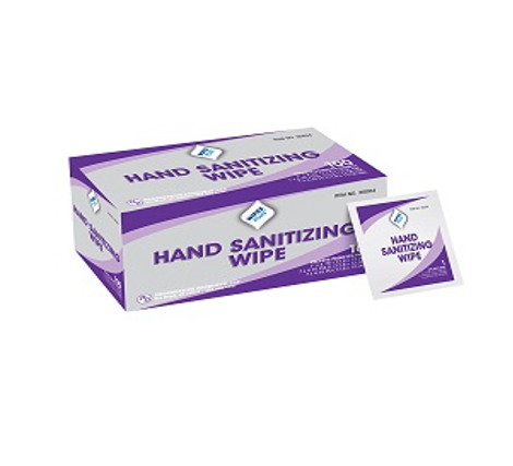 Hand Sanitizing Wipes 1