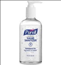 Purell Pump Sanitizer 1