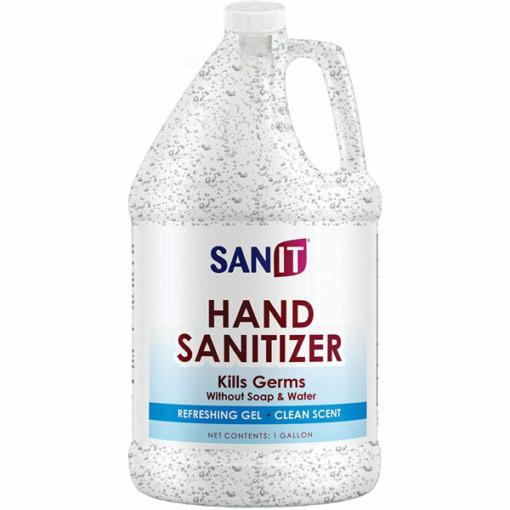 Hand Sanitizer Gel 1